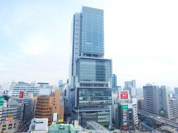涩谷Hikarie