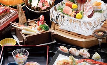 札幌冰雪之门螃蟹特餐