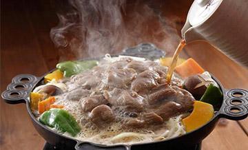 """札幌松尾成吉思汗烤肉特色餐厅""""薄野4.2店""""晚餐"""