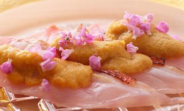 """日本米其林寿司餐厅""""老松喜多川 """""""