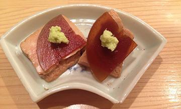 """日本米其林1星餐厅""""四谷上村""""晚餐"""