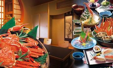 北海道螃蟹料理专门店 蟹本家