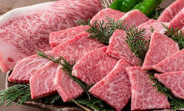 日本和风情调匠心精神黑毛和牛烤肉 李宫