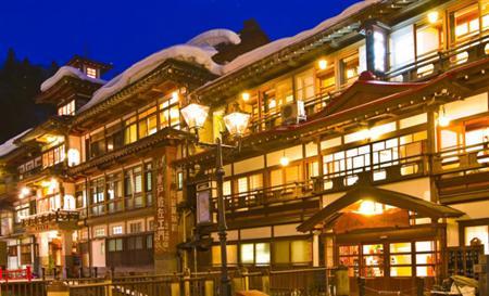 北京-日本东北+山形5-10天自由行套餐