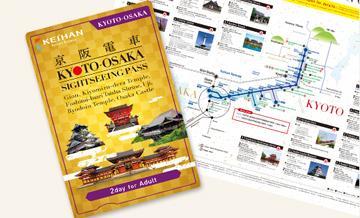 京阪铁路观光乘车券