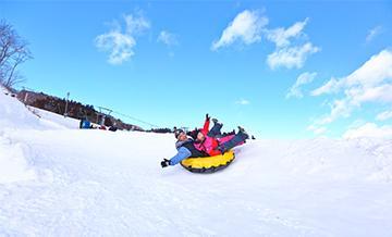 雪之冒险王国-spring valley泉高原滑雪场入场券